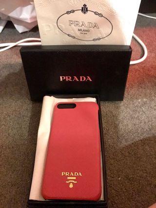 Prada I phone 7-8 plus case