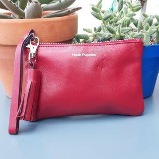AUTHENTIC HUSH PUPPIES GENUINE LEATHER PURSE