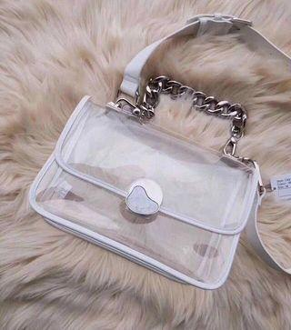 Charles and Keith Transparent