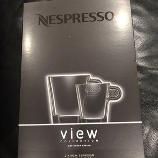Nespresso VIEW coffee cups