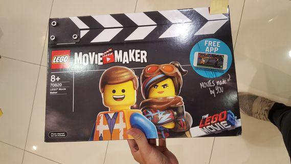 Lego Movie Maker Limited Edition
