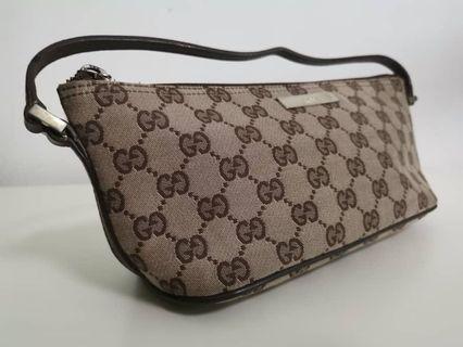 100% authentic gucci preloved handbag