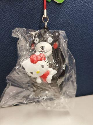 全新熊本限定與Sanrio kitty crossover Sauishy