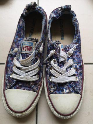 Converse 帆布鞋 all star