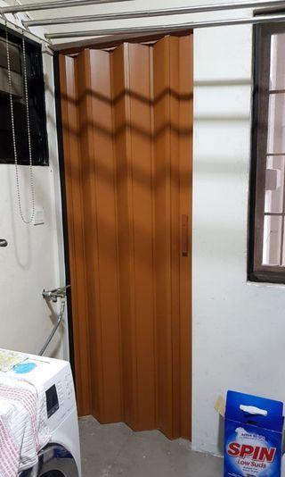 PVC Multi-folding Door