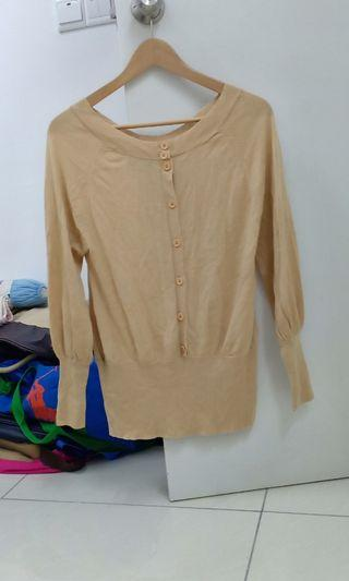 FRENCH CONNECTION Cardigan Sweater Size S