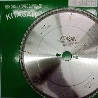 "NEW KITASAW WOOD SAW BLADE 12"" X 72T"
