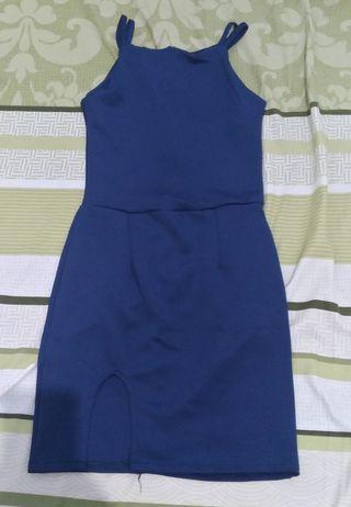 Navy Dress Scuba
