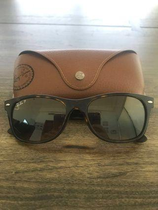 Ray Ban sunglasses, New Wayfarer 2132 Polarized