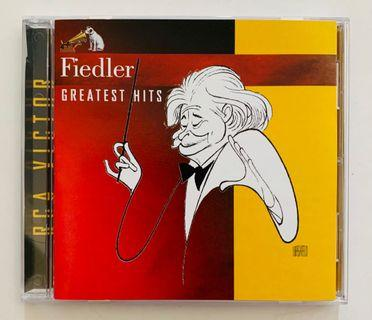 Fiedler Greatest Hits classic CD