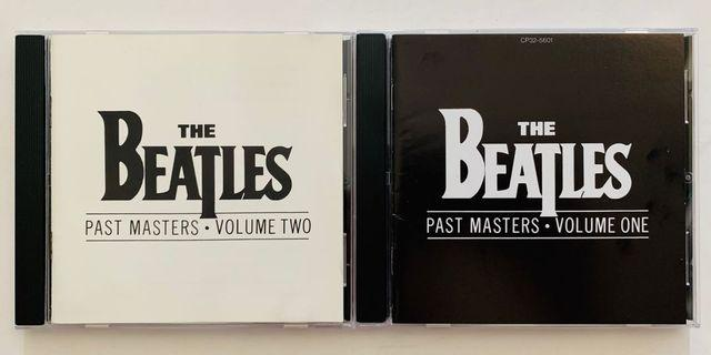 The Beatles - Past Master vol. one & two 2CD