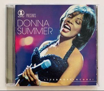 Donna Summer - Live CD