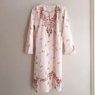 PRICE IS REDUCED TO CLEAR 💯%🆕️NEW BAJU KURUNG PAHANG COTTON VIETNAM (without price tag)