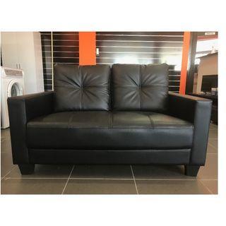 SELLING!! BRAND NEW 2 Seater PU Sofa!! + 1 Year Warranty!!