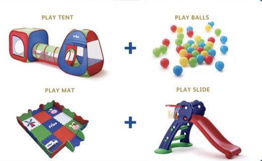 Brand New playground Set