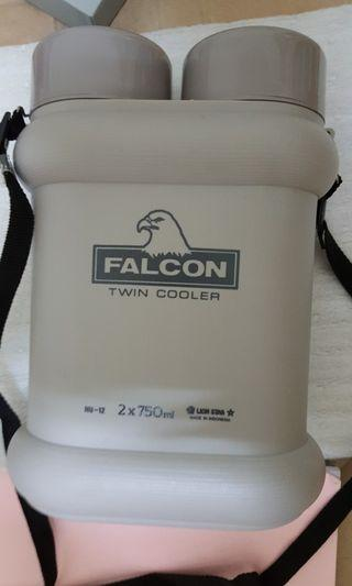 🚚 NEW TWIN COOLER雙胞胎冷熱水壺【2×750ml】