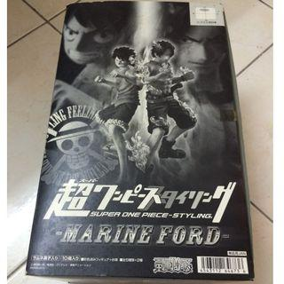 Super One Piece Styling ~Marineford~(1 BOX)