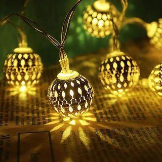 Moroccan decorative lights