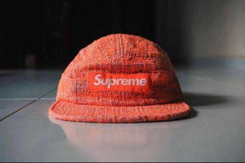 Supreme S/S '18 Boucle Camp Cap / Hat