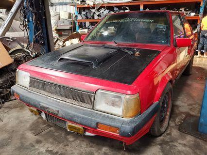 Mazda familiar 1984