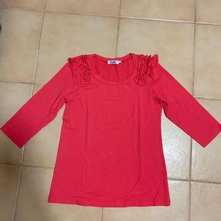 Wore 1x only - Authentic ti:zed ladies long sleeve top size L