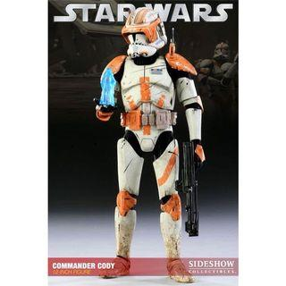 🚚 Sideshow Collectibles Commander Cody