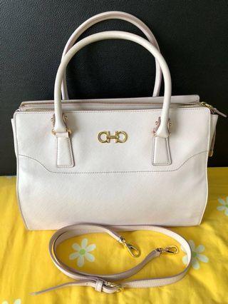 Salvatore Ferragamo Handbag (Authentic)
