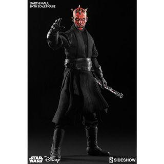 🚚 Sideshow Collectibles Darth Maul (Duel on Naboo)
