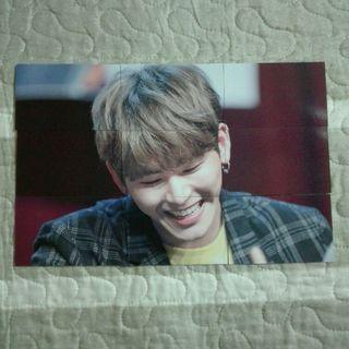 Hoya Fansite Photocard