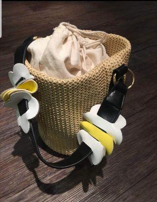 Brand New Room8008 Woven Summer Bag