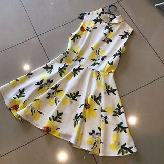Floral dress(big sale)