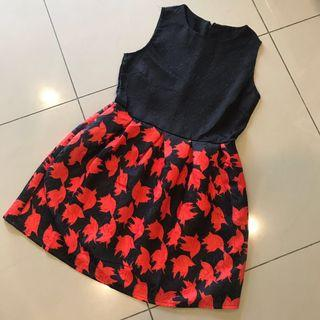 Floral Dress (big sale)