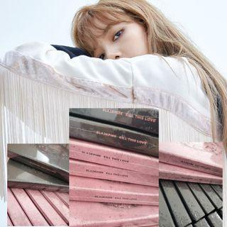 SEALED BLACKPINK KILL THIS ALBUMS