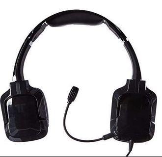 (E1992) Tritton Kunai 3.5mm Stereo Headset - Black [Xbox One + Nintendo Switch]