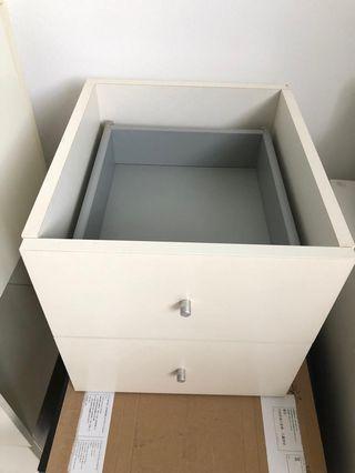 Kallax (expedit) drawers insert