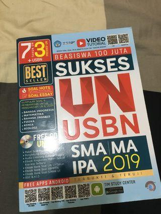 Buku UN SMA IPA
