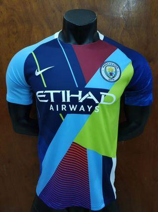Jersey Manchester City Mashup