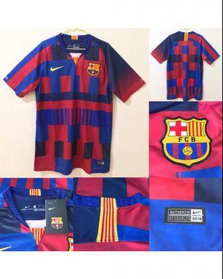Jersey Barcelona Mashup