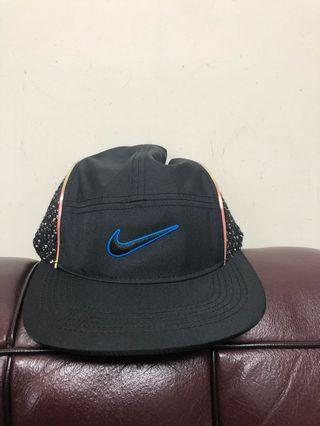 全新supreme x Nike camp cap new