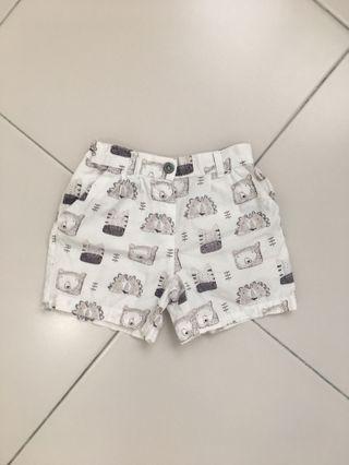 NEXT (UK) Adjustable Elastic Waistband Short, Short Pants #CarouRaya