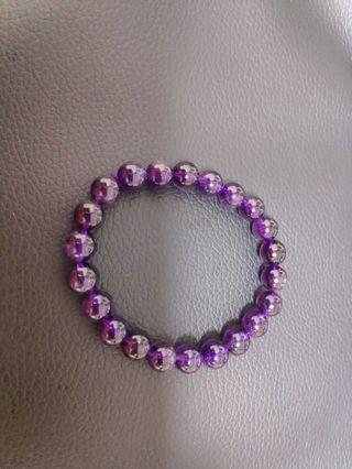 紫水晶8+mm單圈