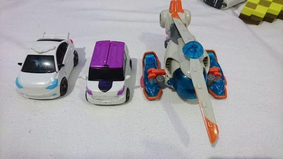 Tobot Transformers 3 For $30