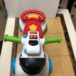 BB 音樂學行馬仔車 Baby Music 騎乘車 購自 玩具反斗城 Toysrus