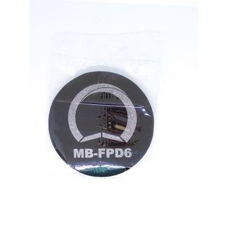 "Nano Skin (MB-FPD) MICROBUFF Finishing Pad 6"" isi 1 pc"