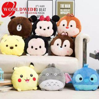 Cute 3-in-1 Pillow