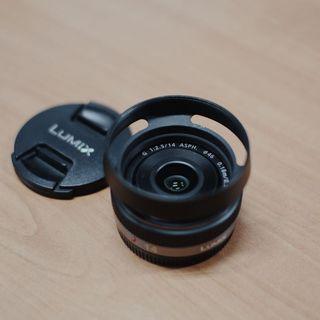 Panasonic Lumix 14mm F2.5