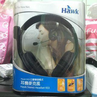 立體聲頭戴式耳機麥克風