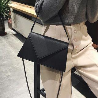 INSTOCKS 2 way vintage sling bag - black