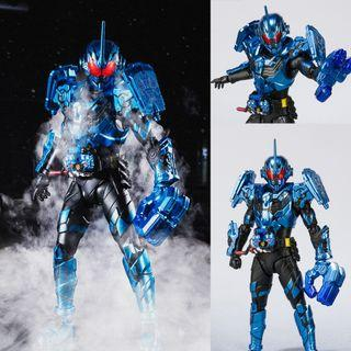 [YH]全新現貨 啡盒未開 S.H.Figuarts 冰拳 Grease Blizzard SHF Kamen Rider Build 幪面超人