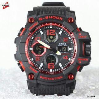 Jam  Tangan Pria G-Shock GS-2508